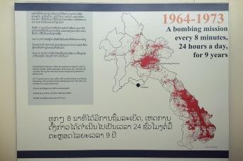 Phonsavan Vasos Laos Bombies